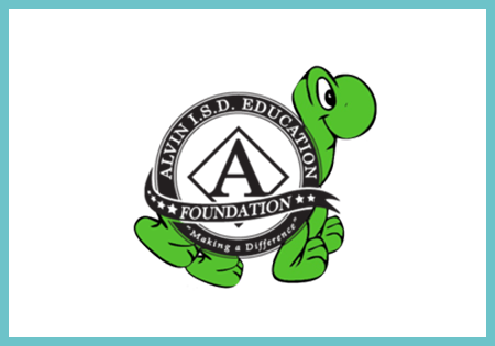 Alvin Education Foundation Logo