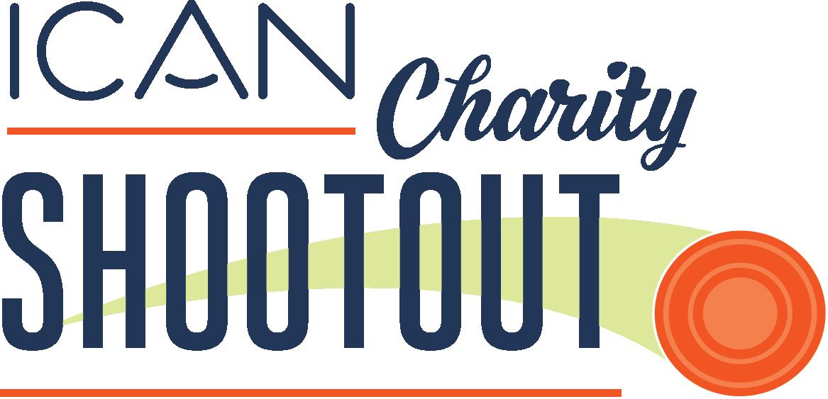 ICAN Charity Shootout Logo