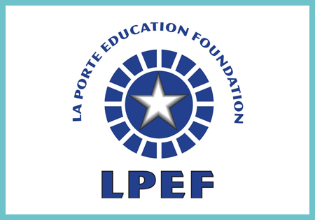 La Porte Education Foundation Logo