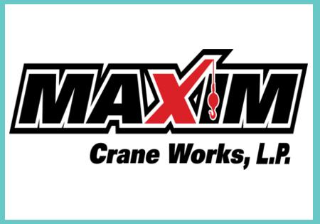 Maxim Crane Works, LLC logo