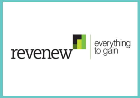 revenew logo