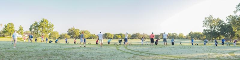 Golf Pano