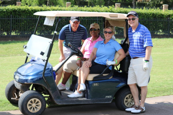 Another Successful ICAN Golf Classic