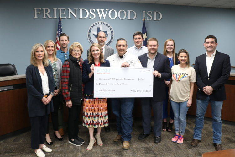 ICAN expands into Friendswood